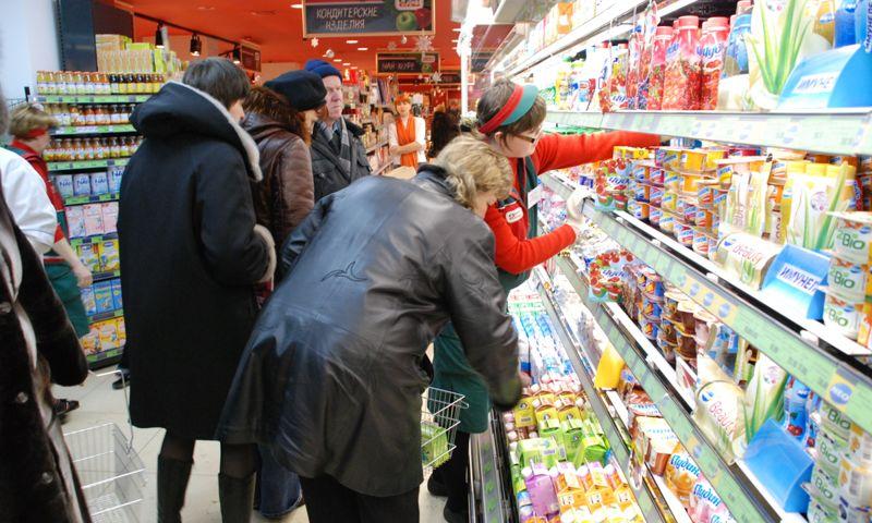 Рейд по ярославским магазинам: треть продуктов не соответствует заявленным требованиям