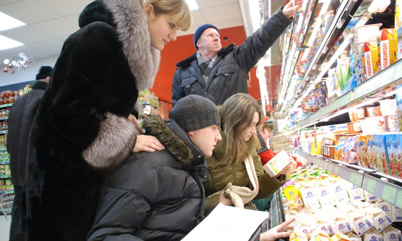 В Ярославле проходят проверки качества продуктов питания