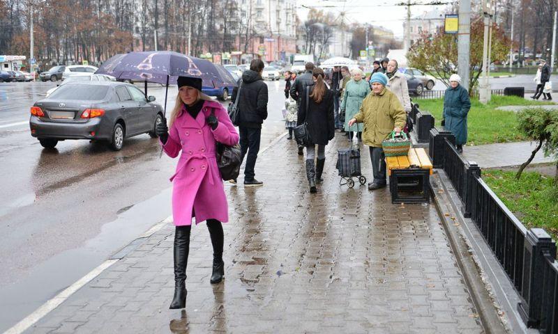 На Ярославскую область надвигаются сильные дожди – МЧС