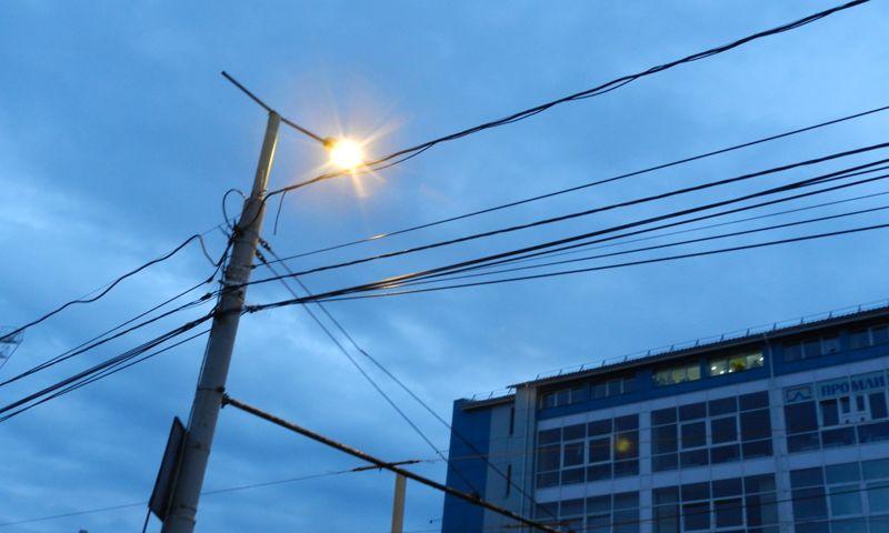 В трех районах Ярославской области из-за плохой погоды есть перебои со светом