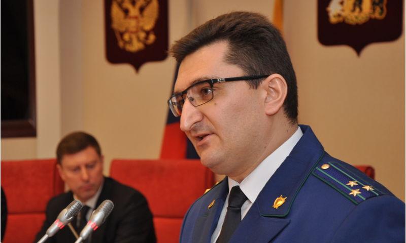 Ярославский прокурор сменит погоны