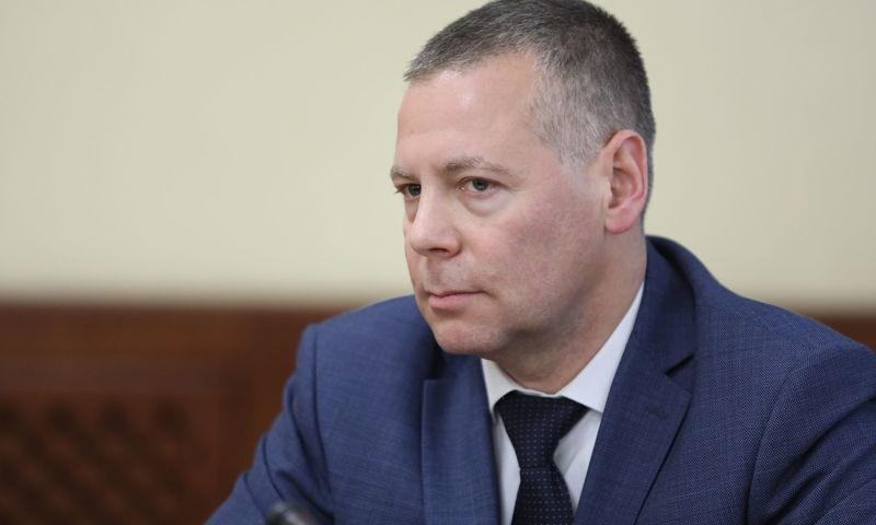 Михаил Евраев после представления в правительстве встретился с главами муниципальных образований Ярославской области