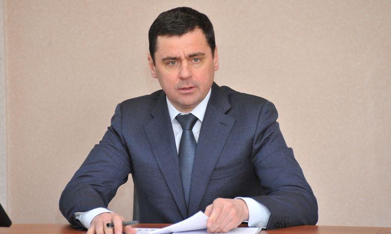 Дмитрий Миронов занял третье место в народном рейтинге губернаторов