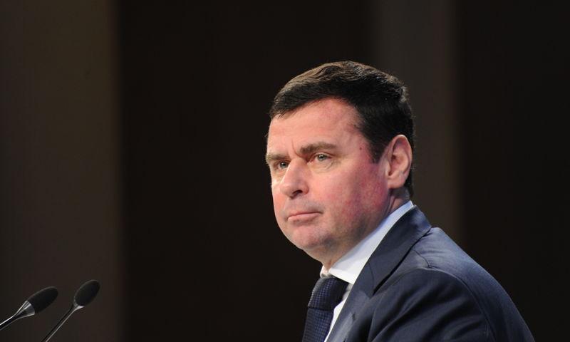 Дмитрий Миронов вошел в десятку самых эффективных губернаторов