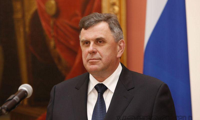 Поздравление губернатора Ярославской области Сергея Ястребова с 1150-летием Ростова Великого