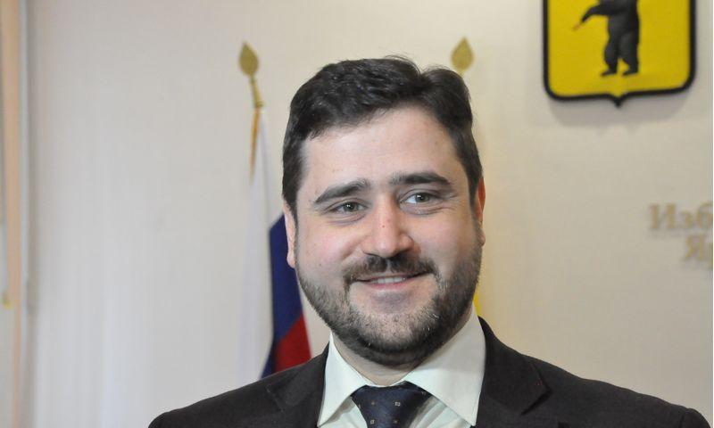 ЦИК рекомендовал Олега Захарова на пост главы Ярославского облизбиркома