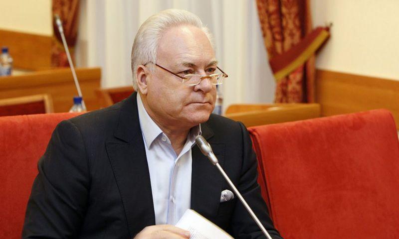 Лисицын занял 50-е место в медиарейтинге сенаторов