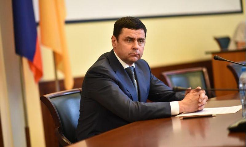 Глава Ярославской области в лидирующей группе рейтинга губернаторов