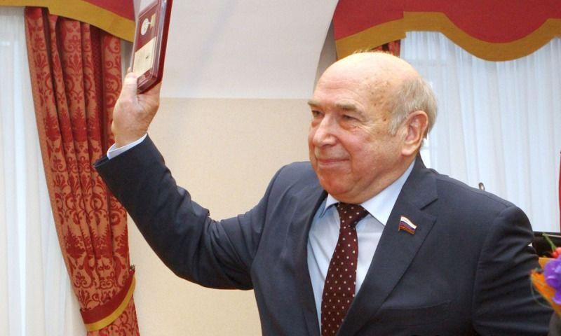 Бывший сенатор Рогоцкий назначен советником губернатора Ярославской области