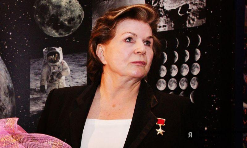 В Ярославль из Лондона привезут выставку, посвященную Валентине Терешковой
