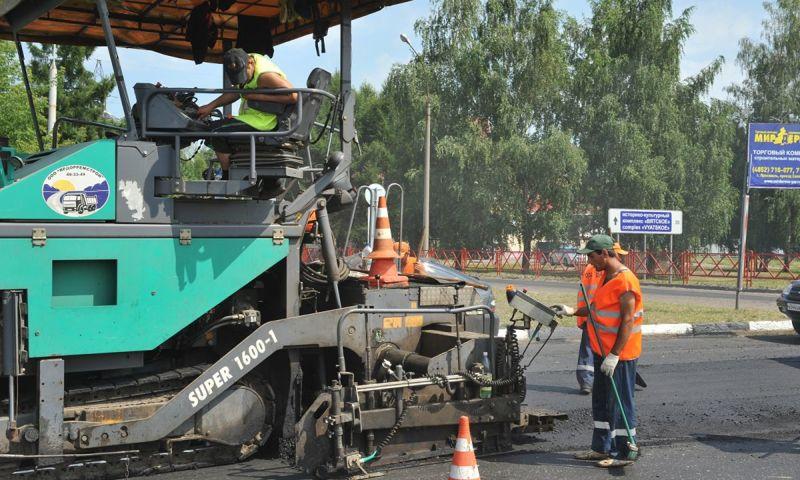 В мэрии рассказали, какие улицы в Ярославле отремонтируют на следующей неделе