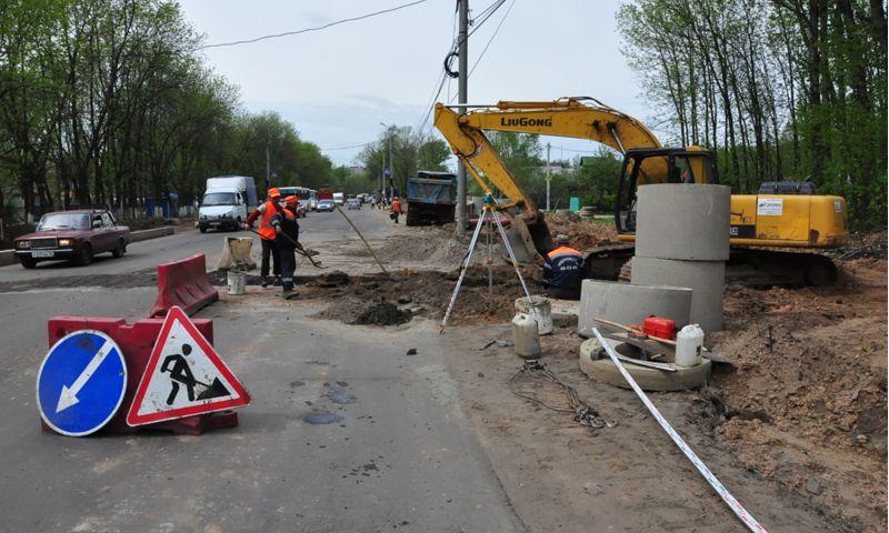 В Ярославле подрядчики за свой счет делают гарантийный ремонт дорог