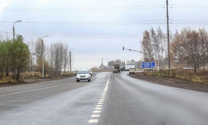В Ярославле работы по проекту «Безопасные и качественные дороги» выполнены на 100%