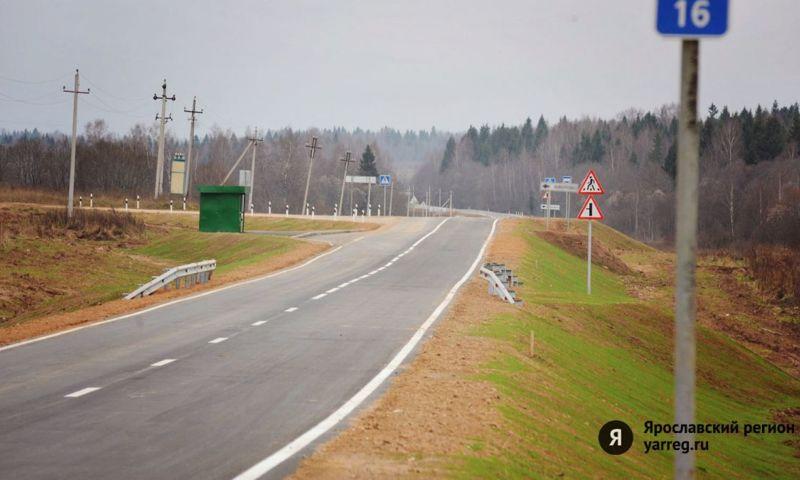 На трассе в Ярославской области погиб дальнобойщик