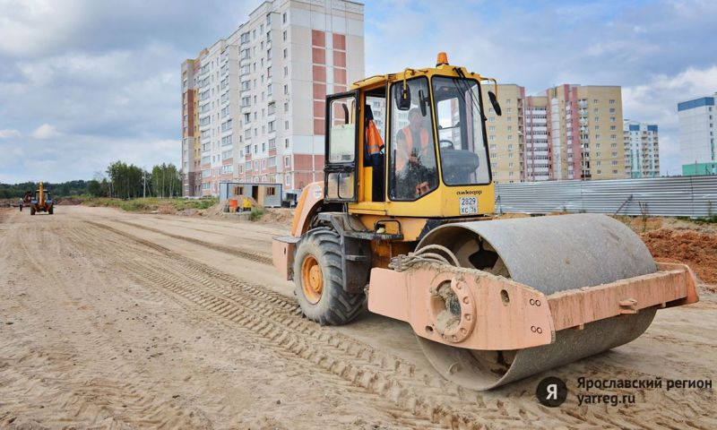 В Ярославле сегодня отремонтируют несколько улиц