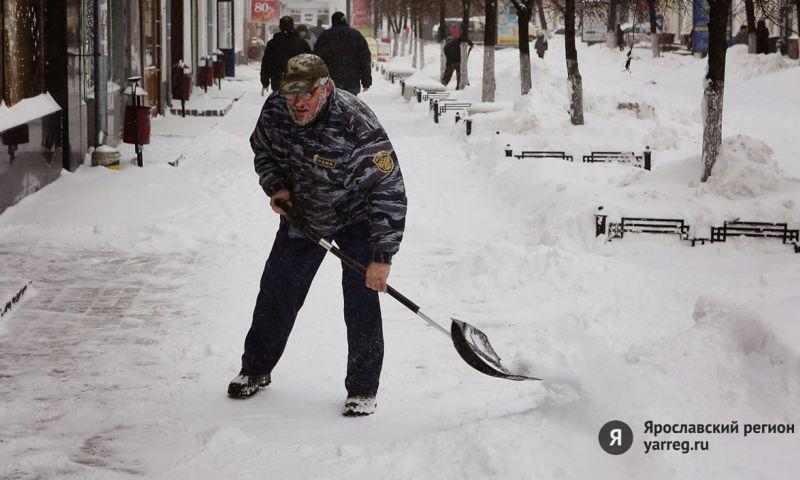 В Ярославле увеличено количество аварийных бригад