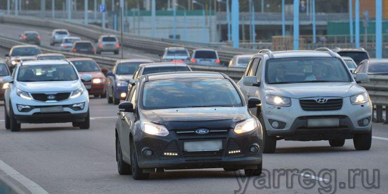 Ярославль на седьмом месте в стране по автоугонам