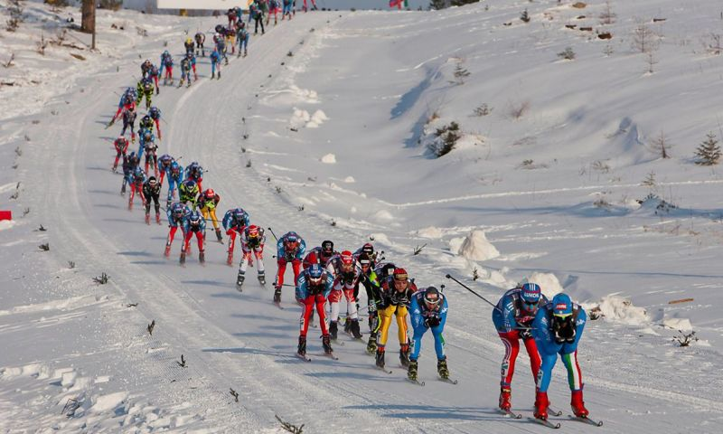 Деминский лыжный марафон будет комментировать диктор канала «Евроспорт»