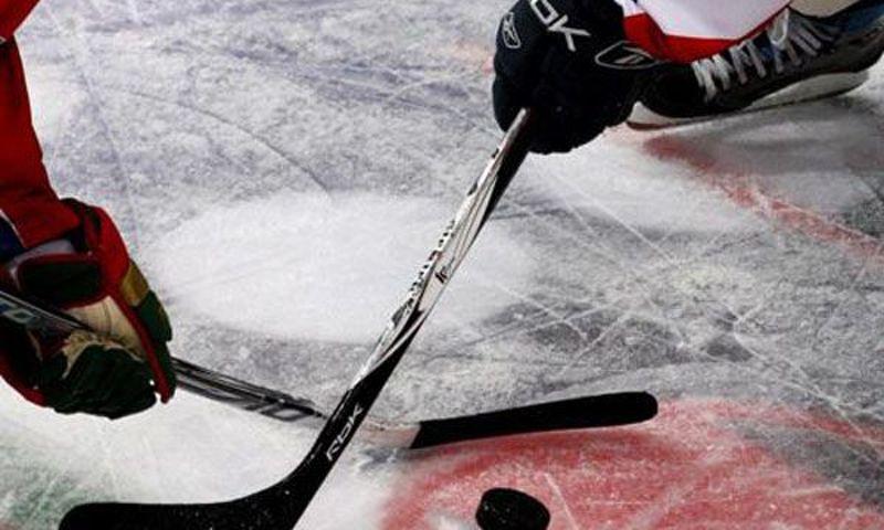 Рыбинская хоккейная команда «Полет» провела первый официальный матч