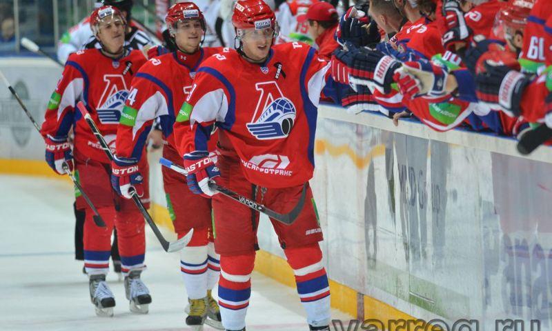 Ярославские хоккеисты вошли в составы национальной и олимпийской сборных