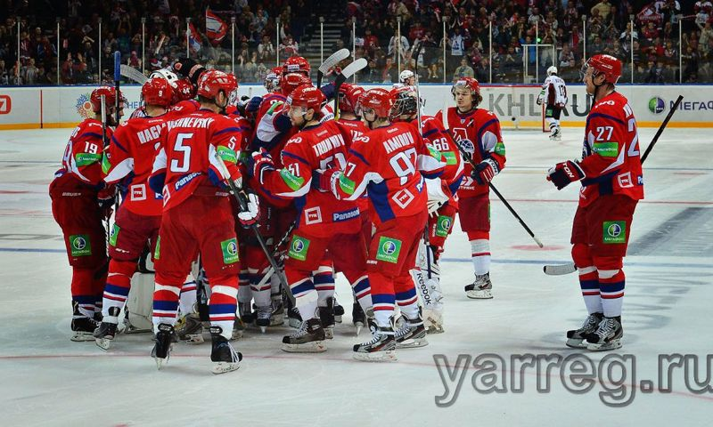 «Локомотив» обыграл ЦСКА