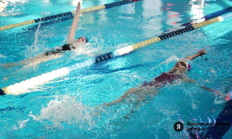 Ярославские пловцы завоевали медали на первенстве и чемпионате ЦФО