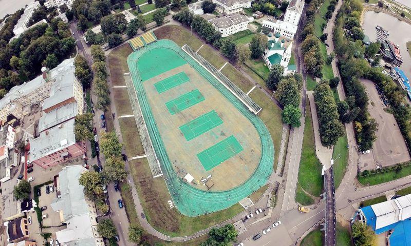 На стадионе «Спартаковец» в Ярославле пройдет этап чемпионата России по пляжному волейболу