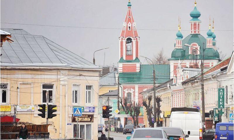 Переславль и Углич вошли в десятку самых популярных малых городов России