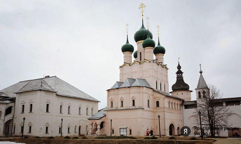 В Ростове усилена работа по охране объектов культурного наследия