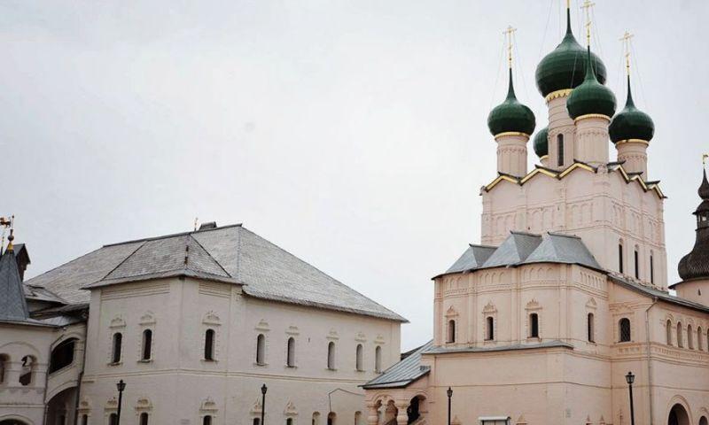 Ростовскому кремлю подарили шесть новых слоганов