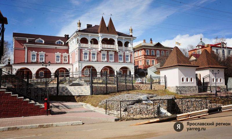 Город Ярославской области вошел в топ-5 туристического рейтинга