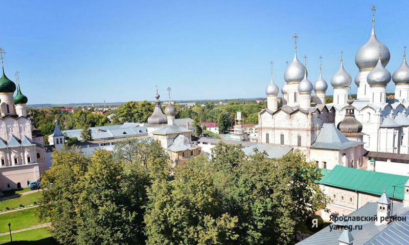 Ярославская область вошла в топ рейтинга популярных паломнических маршрутов