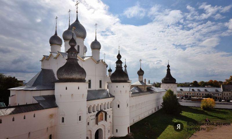 Фильм «Митрополичий сад Ростовского кремля» стал вторым на международном кинофестивале