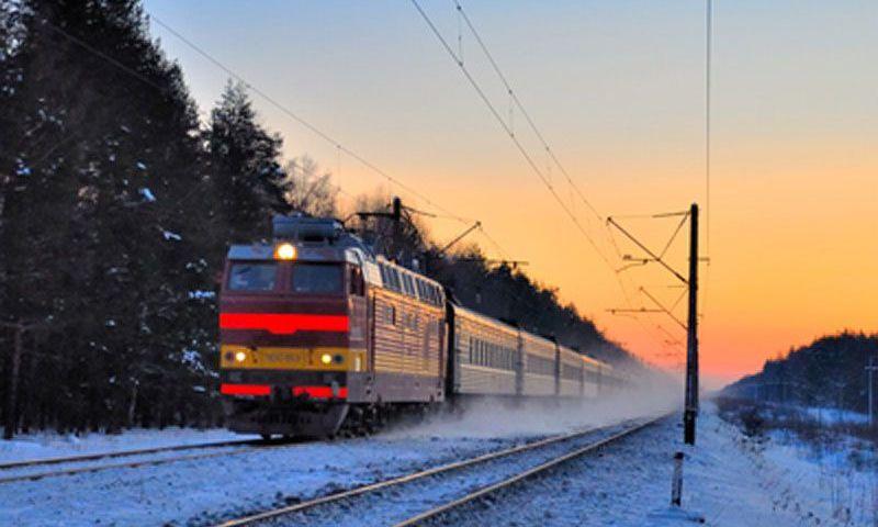 Школьный поезд «Золотые купола» приедет в Ярославль