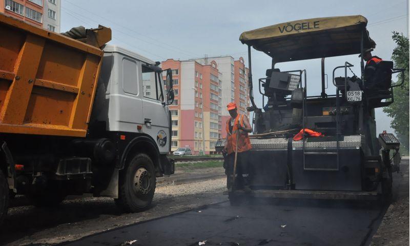 В Ярославле на ремонт дорог в этом году выделено 1,1 миллиарда рублей