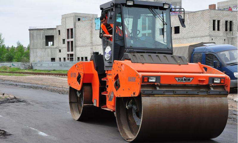 В Тутаеве начался сезон масштабных дорожных работ