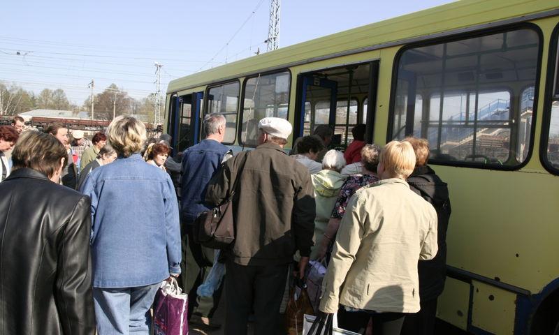 Расписание внутриобластных маршрутов в Ярославской области подвергнется сильным изменениям
