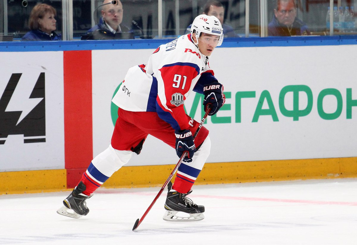 «Локомотив» отправил троих нападающих в клуб-партнер ВХЛ