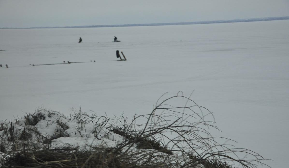 В Ярославской области закрылась переправа через Волгу