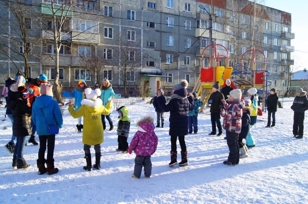 В Ростове на благоустройство дворов и зон отдыха потратили 4,5 миллиона рублей