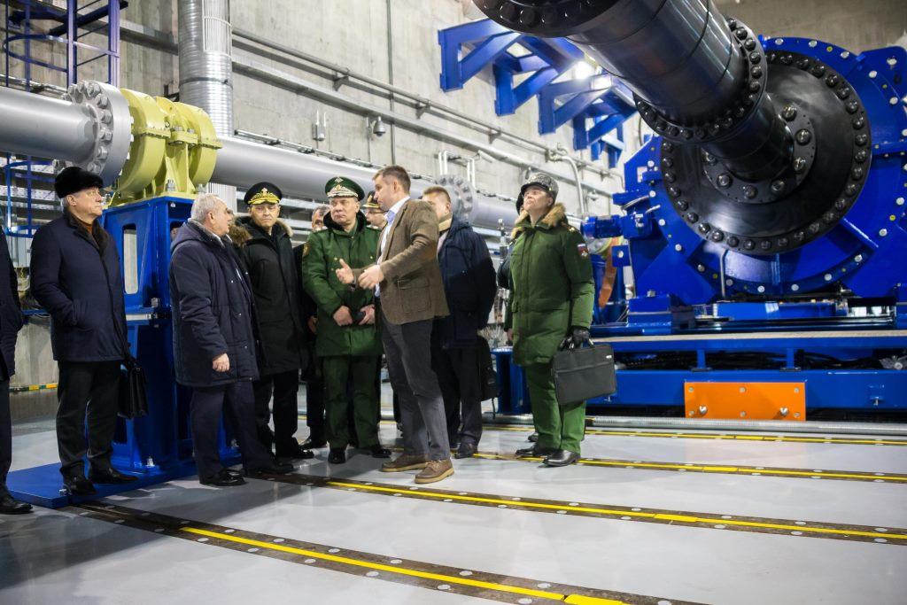 В Рыбинске начинается серийное производство морских газотурбинных двигателей, аналогов которым в России нет