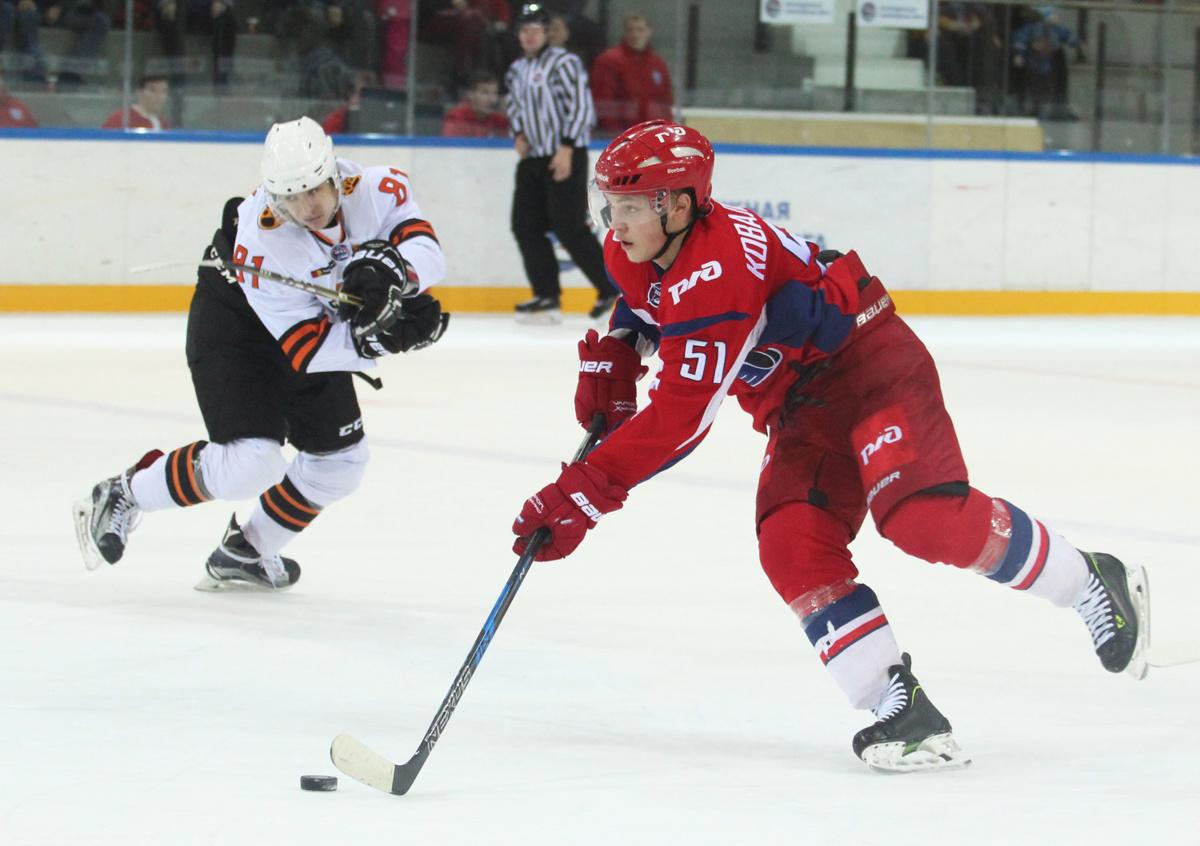 Нападающий «Локо» Николай Коваленко сыграет в Матче всех звезд КХЛ
