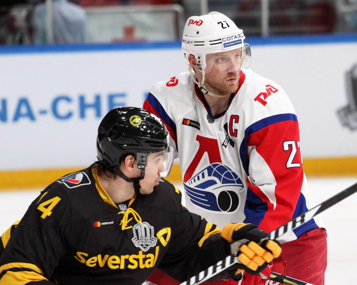 Капитан «Локомотива» сыграет на Олимпийских играх