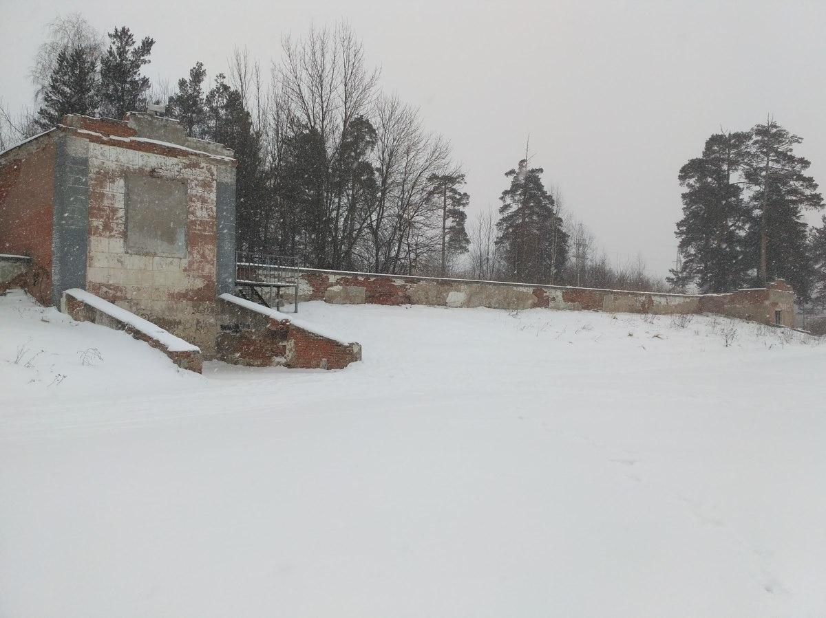 В Ярославской области могут реконструировать старый стадион