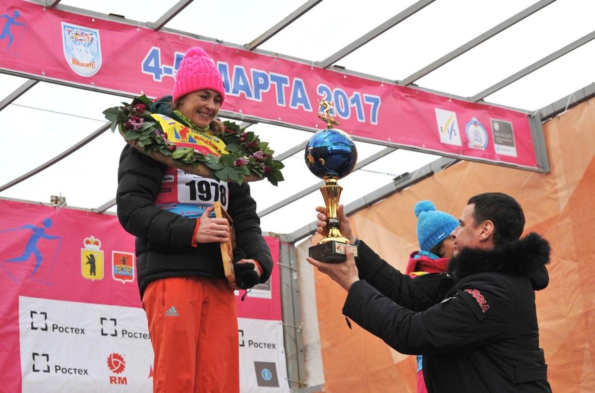 Представители 20 стран примут участие в Деминском лыжном марафоне