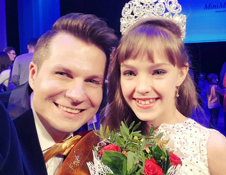 В Ярославле выбрали самую красивую девочку