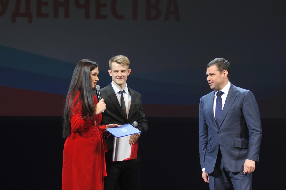 Дмитрий Миронов принял участие в розыгрыше Кубка губернатора среди команд КВН