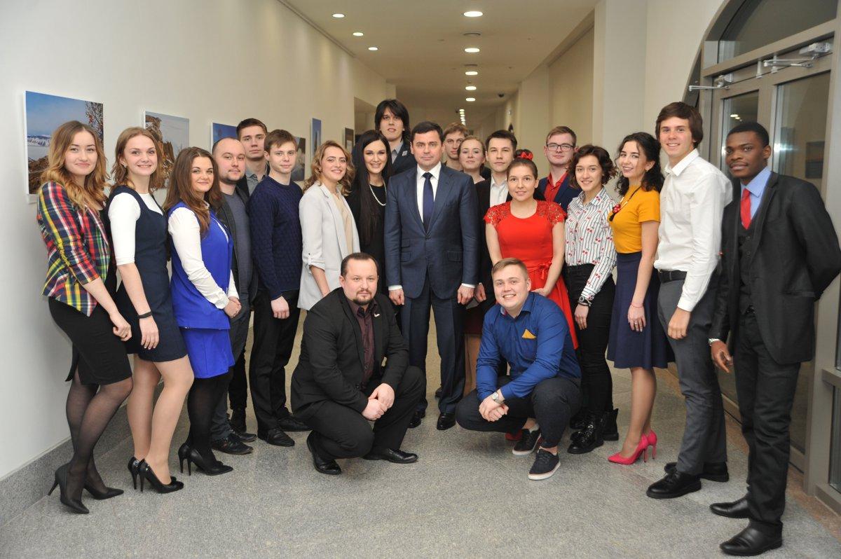 Губернатору Ярославской области поставили зачет