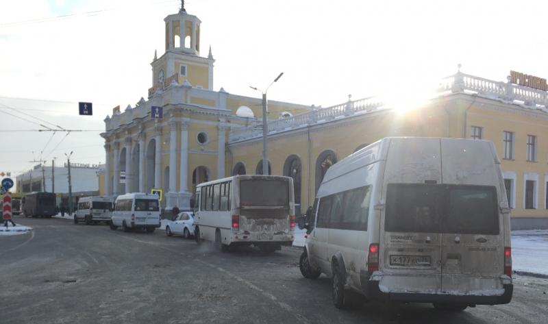 Каждый второй маршруточник в Ярославле нарушает правила