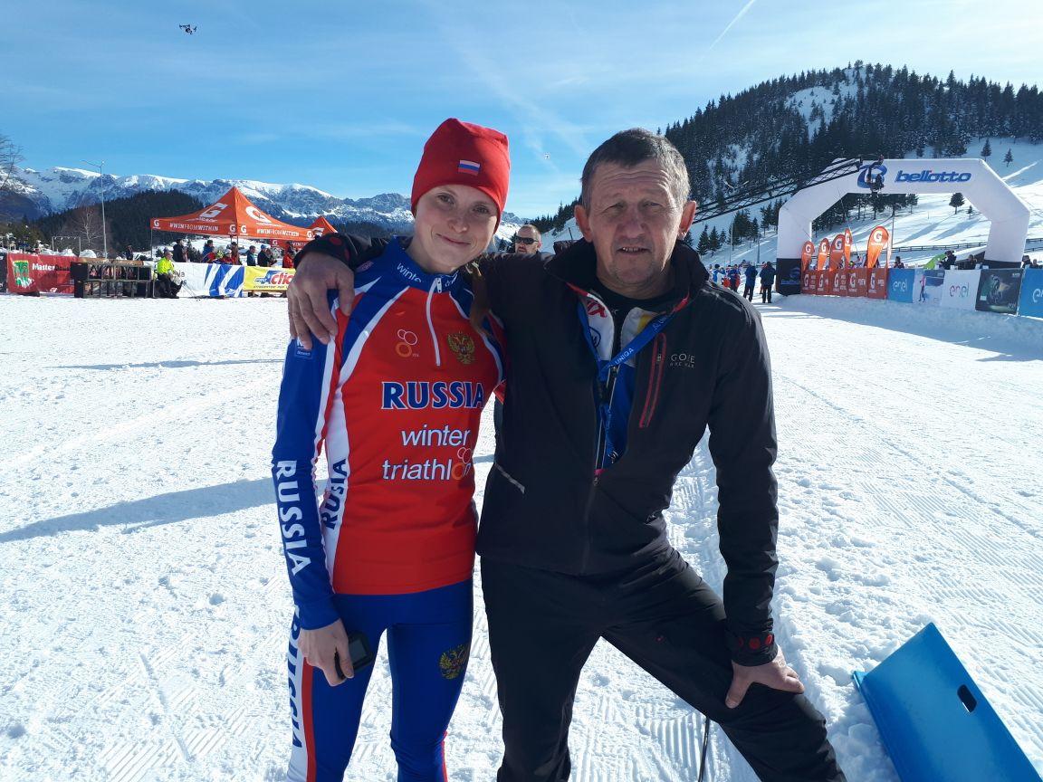 Ярославские спортсмены взяли два золота на чемпионате мира по триатлону